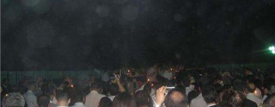 قداس عيد الفصح والقيامة في قطر.