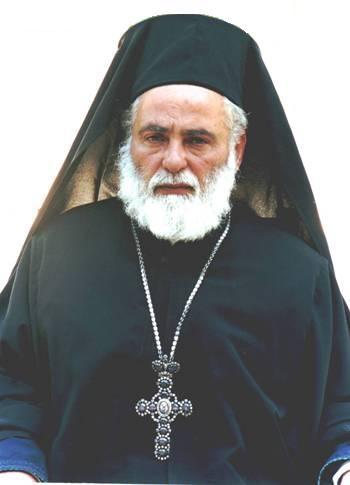 المرحوم قدس الأب الارشمندريت يواكيم سترنجيلوس