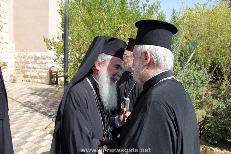 بطريركية الروم الارثوذكسية ترعى الحوار اللاهوتي بين الكنيستين الأرثوذكسية والكاثوليكية في الاردن