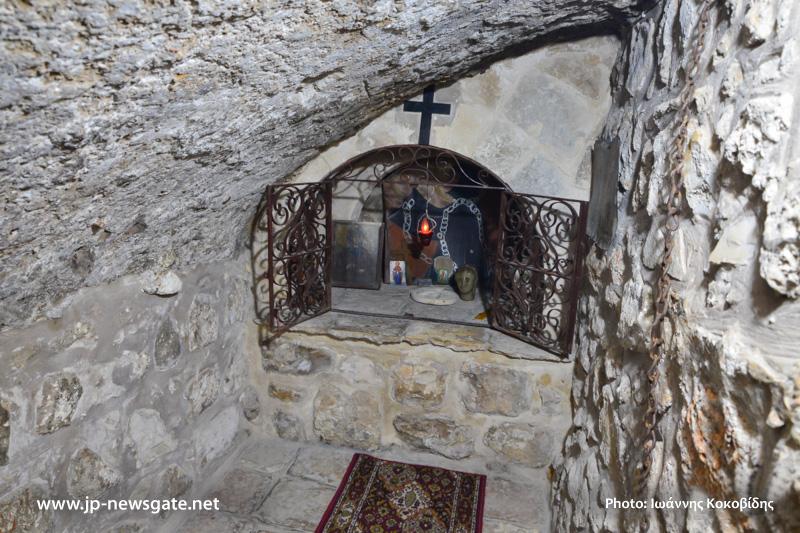 الاحتفال بعيد القديسة ميلاني في البطريركية