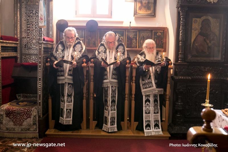 سبت الاموات في بطريركية الروم الاورشليمية