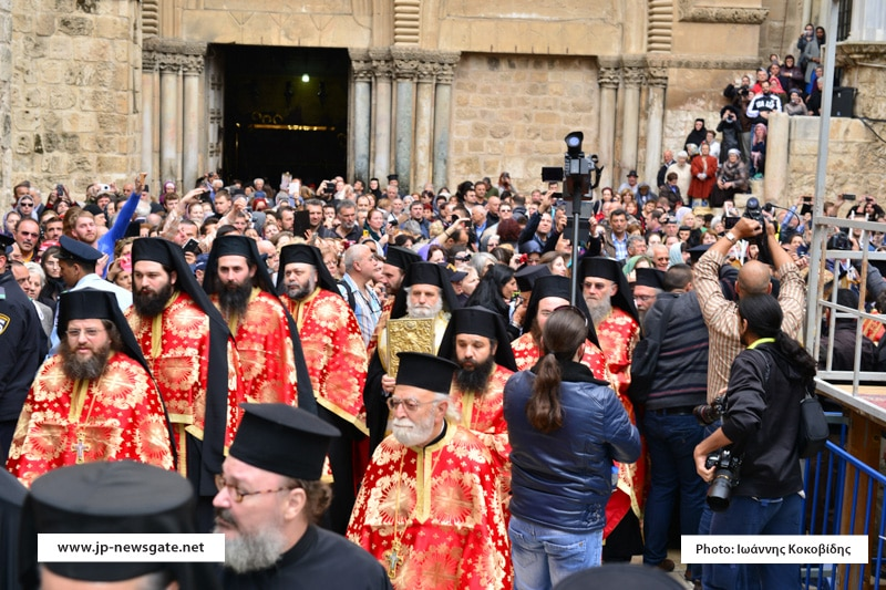 01 (1).jpgصلاة غسل الارجل في البطريركية الاورشليمية