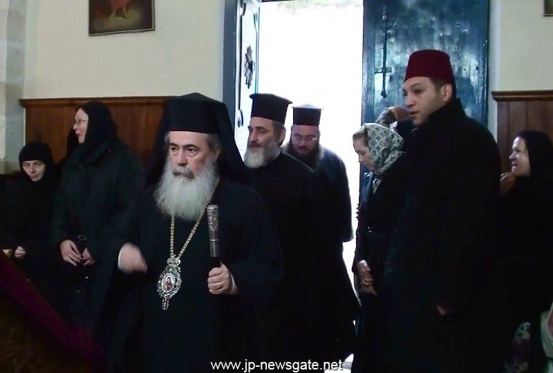 01ألاحتفال بتذكار سلاسل القديس بطرس الرسول