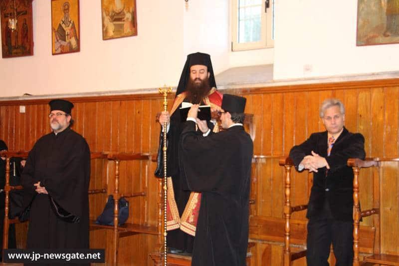 01ألاحتفال بعيد تذكار القديسين معلمي المسكونة في المدرسة البطريركية