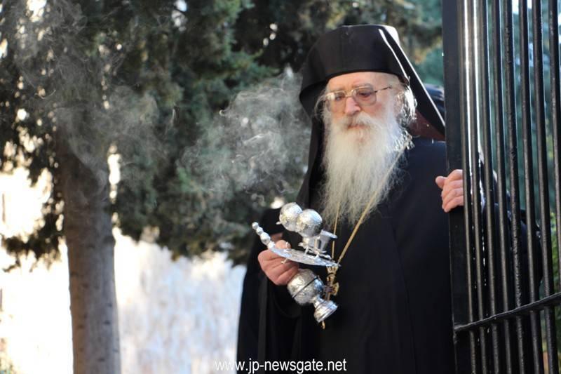 عيد القديس سمعان الشيخ القابل الإله