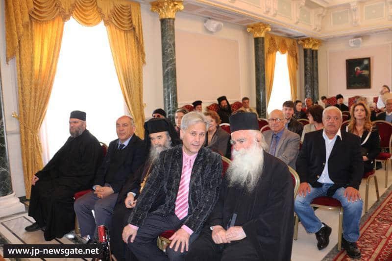 01صلاة المجدله الكبرى بمناسبة عيد الثورة اليونانية في كنيسة القيامة