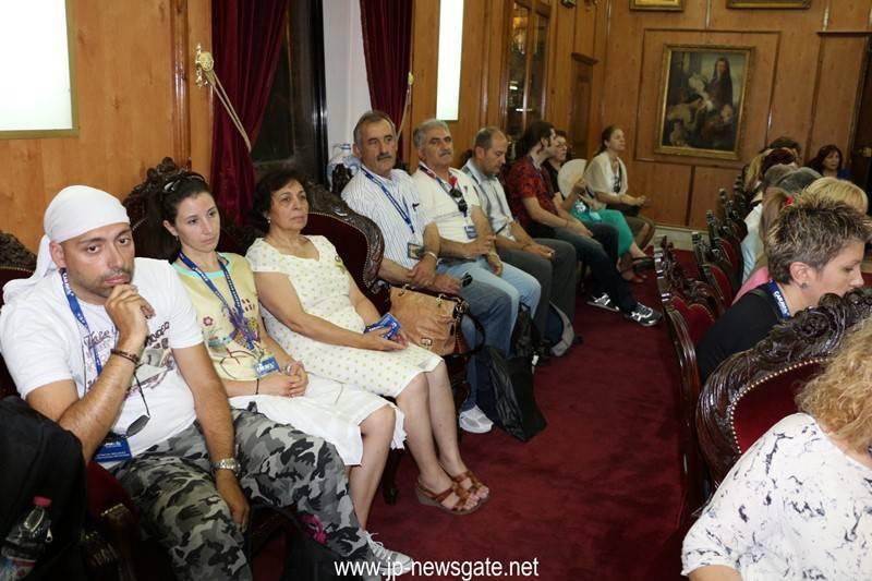 06زيارة متروبوليت كالاماريا للبطريركية الاورشليمية