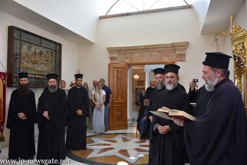 17سيامة راهب جديد في البطريركية