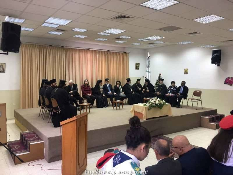 ΄02ألاحتفال بعيد القديس نيقولاوس العجائبي في البطريركية