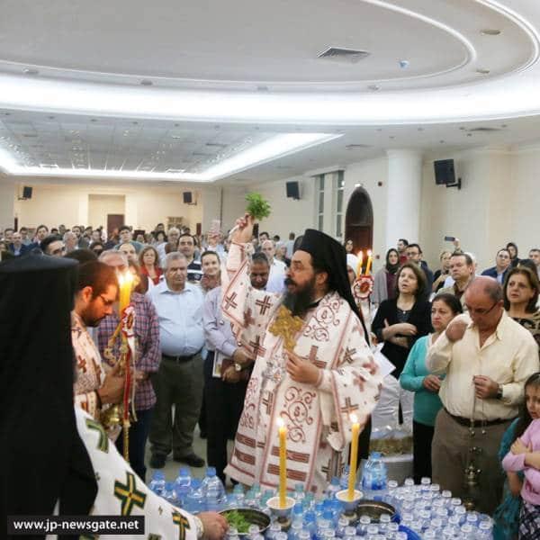 01آخر فعاليات مطرانية قطر للروم ألاورثوذكسية