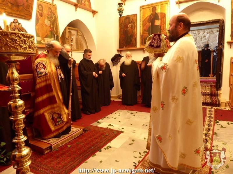 15عيد القديسة ثقلا