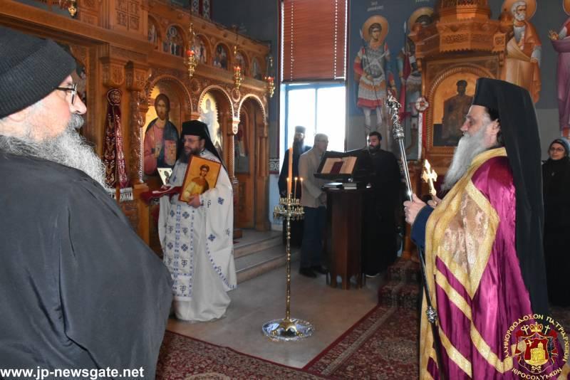 12الإحتفال عيد القديس استيفانوس الاول في الشهداء