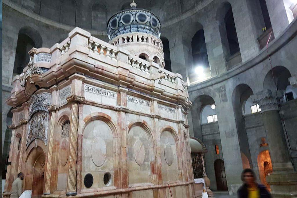كنيسة القيامة 5