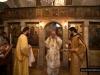 غبطة البطريرك يتراس القداس الالهي في قرية عابود الفلسطينية