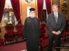 نائب وزير الخارجية السابق اليوناني يزور بطريركية الروم الارثوذكسية