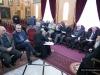 ممثلون عن الاوقاف الاسلامية في اورشليم تزور البطريركية الاورشليمية