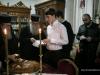 قطع كعكة راس السنة - الباسيلوبيتا في مدرسة صهيون