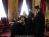 غبطة البطريرك يمنح الاب غريغوريوس ريحاني درجة ايكونوموس