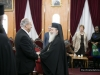 وزير الخارجية القبرصي يزور بطريركية الروم الارثوذكسية