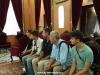 02-1المدرسة الاكليريكية القبرصية تزور البطريركية الاورشليمية