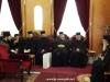05المدرسة الاكليريكية القبرصية تزور البطريركية الاورشليمية