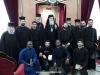 09المدرسة الاكليريكية القبرصية تزور البطريركية الاورشليمية