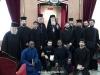 10-1المدرسة الاكليريكية القبرصية تزور البطريركية الاورشليمية