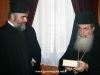 11-1المدرسة الاكليريكية القبرصية تزور البطريركية الاورشليمية