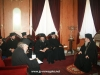 12المدرسة الاكليريكية القبرصية تزور البطريركية الاورشليمية