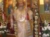 غبطة البطريرك وهو يترأس قداس احد توما في قانا الجليل.