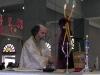 القداس الإلهي في ماركا.