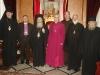 صورة تذكارية لرؤساء كنائس الاراضي المقدسة