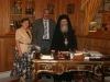 غبطة البطريرك, السيد زياد بندق والسيدة كلوديت حبش