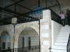 """مناطق الترميم وسقف تحت الكنيسة الصغير \""""النبي الياس\"""""""