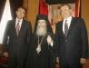 غبطة البطريرك, الوزير وسفير اوكرانيا في اسرائيل