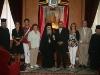 السفير السلوفاكي, رئيس المحكمه العليا وغبطة البطريرك