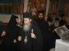 البطريرك في مزار القديس