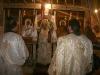 حضرة سيادة رئيس الاساقفة ثيوفانس خلال القداس الالهي