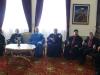 رئساء كنائس مجلس كنائس الشرق الاوسط في اسقفية قبرص