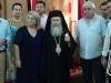 غبطة البطريرك والمجموعة في صورة تذكارية