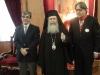 غبطة البطريرك ونائب الوزير السيد ذوليس
