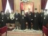 صورة تذكارية غبطة البطريرك وكل الوفد