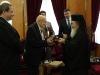 غبطة البطريرك, وزير الزراعة في جمهورية صربسكا والوفد