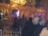 رعية بلدة بيت الرعاة خلال القداس الالهي