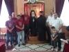 غبطة البطريرك وبعض افراد ظائفة الروم الارثوذكس في حيفا