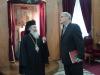 غبطة البطريرك والسفير الروسي الجديد