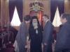 غبطة البطريرك يستقبل الوزيرة القبرصية