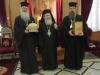 غبطة البطريرك, اسقف اغاثونياس والاب دوبري ايفانوف