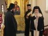 سيامة المتوحد كيرياكوس في كنيسة العنصرة