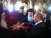 فلاديمير بوتين الرئيس الروسي وغبطة البطريرك
